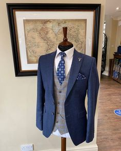 @whitfieldandward posted to Instagram: WEDDING SUIT INSPIRATION - ✨NEW✨ blue and brown tweed suit. Available in our hire range to try on now! Take your wedding planning off hold and book your first suit consultation with us. We have no restrictions on how much you can try on and we'll make a great experience 😎 Call us on 01625536545 ___________________________________________ #weddingsuit #menssuits #menstyleguide #groomstyle #gqstyle #dapperlydone #ta Brown Tweed Suit, Tweed Suits, Mens Suits, Tweed Wedding Suits, Instagram Wedding, Gq Style, Mens Style Guide, Groom Style, Try On