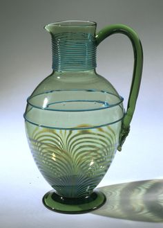Whitefriars Jug, 1876 - Victoria and Albert Museum