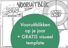 Indigo Leeuw » Vooruitblikken op je jaar met gratis visueel template Brainstorm, Template, Chart, Indigo, Indigo Dye, Vorlage