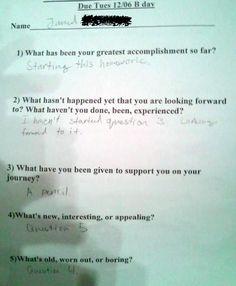 Kids are smart.