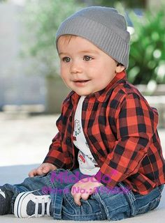 cool little boys clothes   baby boys fashion sets,short sleeve t shirt +shirt with plaid+jean ...