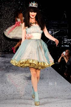 Betsey Johnson Spring 2013 RTW Collection - Fashion on TheCut