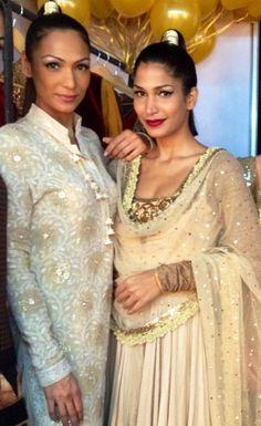 Chikankaari work. Thread embroidery.  Wedding glam Shaun Tait, Amazing Weddings, Western Dresses, Salwar Kameez, Handicraft, Desi, Bb, Saree, Indian