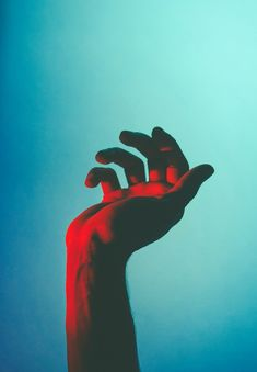 """Hands Uinder Neon light: Photography by Andre Elliott "" Hand Photography, Color Photography, Light Photography, Contrast Photography, Concept Photography, Colourful Photography, Grunge Photography, Infant Photography, Surrealism Photography"