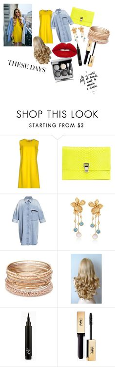 """""""Look Alike Outfit!"""" by gracie1096 on Polyvore featuring Blumarine, Proenza Schouler, MM6 Maison Margiela, Ross-Simons and Red Camel"""