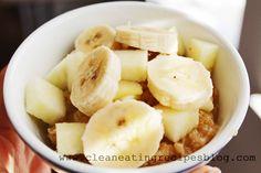 clean eating diet plan bk