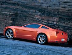 Giugiaro Ford Mustang - 2007