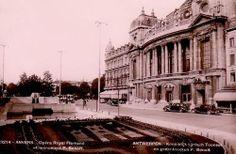 Operagebouw.