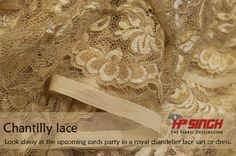 Chantill Lace by H.P.Singh