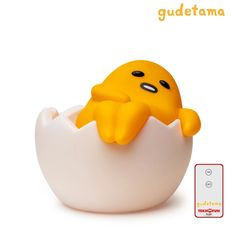 Gudetama Light-up figurine Led Lamp, Sanrio, Light Up, Egg, Range, Colours, Create, Unique, Shop