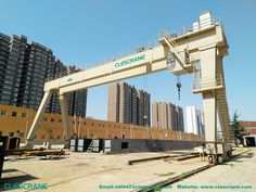 Gantry Crane 40 ton China building lifting tools gantry crane 40 ton.