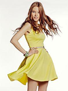 Embrace colours! #yellow