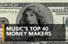 Taylor Swift tops list of music's high earners