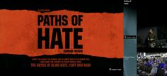 Damian Nenow's presentation on production of Paths of Hate