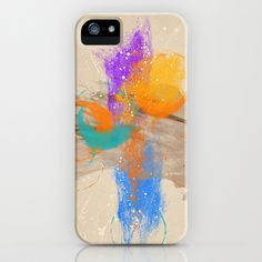 Textures/Abstract 34 iPhone & iPod Case by ViviGonzalezArt - $35.00