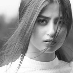 Your Skin Isn't Paper, don't cut it. Your Face Isn't A Make, don't cover it. Your Size Isn't A Book, don't judge it. Your Life Isn't A Film, don't end it. You are Beautiful!❤ #SajalAli #PakistaniActresses #PakistaniCelebrities