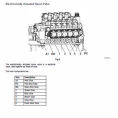 JCB Vibromax VM66 VM75 Single Drum Roller Workshop Repair