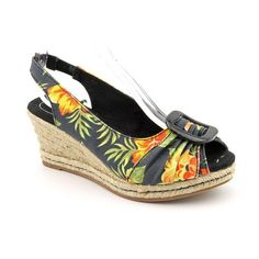 b49c78c82422 Naturalizer Womens Bina Wedge Sandals   Check this awesome image    Naturalizer sandals