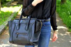 Celine bag!  I love it!