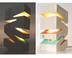 Wooden Desk Lamp, Natural Wood Lamps, Modern Design Lamps, Lighting, Modern Lamps, Lampshades, Night Lights, SUNRISE Collection 2017 - Juno Light in all daily momentums - the sun is the central point in our lightening journey. June is the month when we celebrate the Sun, on 21st of June