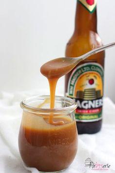 Appelcider karamelsaus, een lekkere karamel voor de herfst