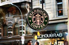 Ek het nog nooit 'n Starbucks koffie gedrink nie, en ek word 30 die jaar.  Sal 'n plan moet maak!
