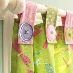 Perde Modelleri | Curtain | Fon Perde | Çocuk Odası http://www.perdealemi.com