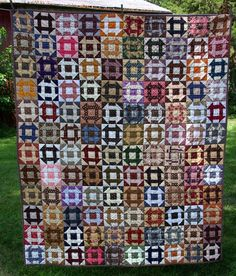 Sane, Crazy, Crumby Quilting: Churn Dash and Churn Churn Dash Quilt, Old Farm Houses, Fabric Strips, Janome, Sounds Like, How To Take Photos, Still Life, City Photo, Quilting