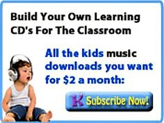 Download award-winning, easy-to-teach, easy-to-learn songs for your home or classroom.