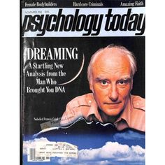 Cover Print of Psychology Today Magazine, November 1983 | $4.72