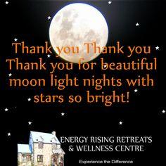 Thank you Thank you Thank you for moon light nights! https://www.facebook.com/EnergyRisingRetreatsAustralia/