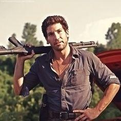 Jon Bernthal - Shane in The Walking Dead