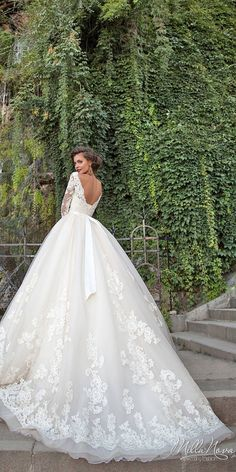 Milla Nova Wedding Dresses Collection 2016 ❤ See more: http://www.weddingforward.com/milla-nova-wedding-dresses/ #wedding #dresses