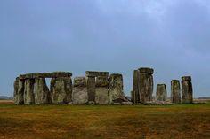 stonehenge by Adrian Zanfir, via Flickr