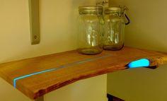 shelves-resin-inlaid-wood
