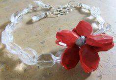 gemstone flower