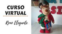 Primitive Doll Patterns, Deer Pattern, Christmas Deer, Reno, Elf On The Shelf, Dolls, Holiday Decor, Youtube, Videos