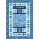 The Rainbow Fish Kit - Studio 37 - Marcus Fabrics —  Missouri Star Quilt Co.