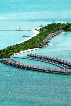The Taj Exotica Resort and Spa has a stellar location on a secluded lagoon. Taj Exotica Resort and Spa (Male, Maldives) - Jetsetter
