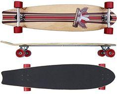 Sale Preis: Kicktail Longboard NEU 42 INCH rot Skateboard mit ABEC-7 Kugellager und 9 fach kanadischem Ahornholz bis zu 100 KG. Gutscheine & Coole Geschenke für Frauen, Männer & Freunde. Kaufen auf http://coolegeschenkideen.de/kicktail-longboard-neu-42-inch-rot-skateboard-mit-abec-7-kugellager-und-9-fach-kanadischem-ahornholz-bis-zu-100-kg