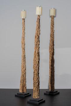 Candlesticks  #candles #light #lightingdesign #lightinginspirations #woodworking  #interiordesign #handmade