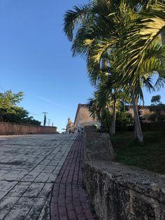 Zona Colonial, Sidewalk, Side Walkway, Walkway, Walkways, Pavement