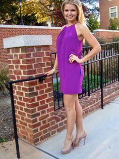 Wake Forest University, Jay Godfrey, One Shoulder, Shoulder Dress, Facebook, Model, Dresses, Fashion, Vestidos