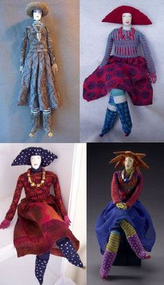 Doll pattern - I would like to make one.