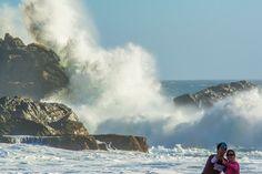 Ultimate Big Surf Selfie