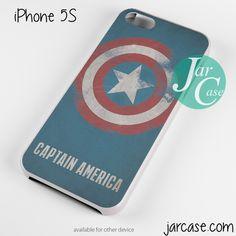 Captain america poster Phone case for iPhone 4/4s/5/5c/5s/6/6 plus