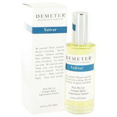 Demeter By Demeter Vetiver Cologne Spray 4 Oz
