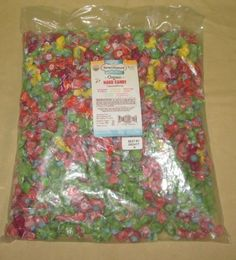 Torie and Howard Organic Hard Candy Bulk Candy Four Assorted 5 pound Sealed Bag #TorieandHoward