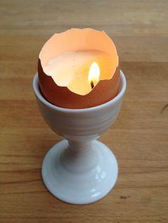 The nicest smelling egg ever - lavender orange & lemon