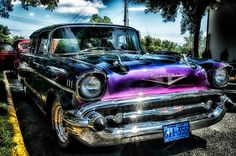 57 Chevy Bel Air Sweet baby jesus what i wouldn't give for this car.....
